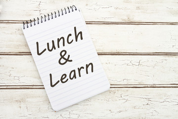 Lunch & Learn conference
