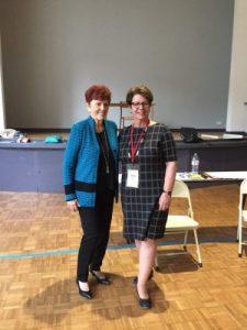 Jane Nelsen and Dina Emser