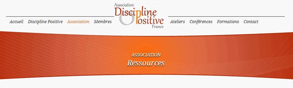 Cliquer ici pour les livres en français sur la Discipline Positive